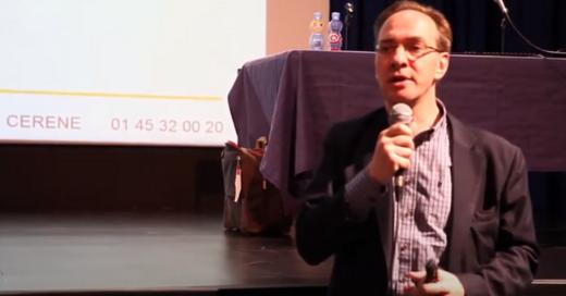 Interview d'Hervé Glasel,Fondateur et directeur du CERENE